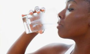 black-woman-drinking-water1